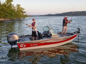 Helpful Tips For Choosing The Right Fishing Boat