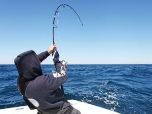 The Saltwater Fishing Gear